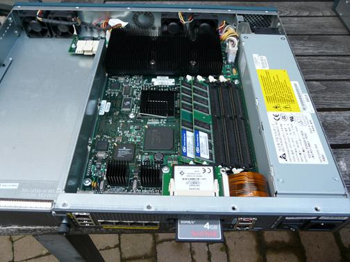 Cisco ASA memory Upgrade |