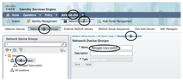 Cisco CLI access using Radius and ISE |